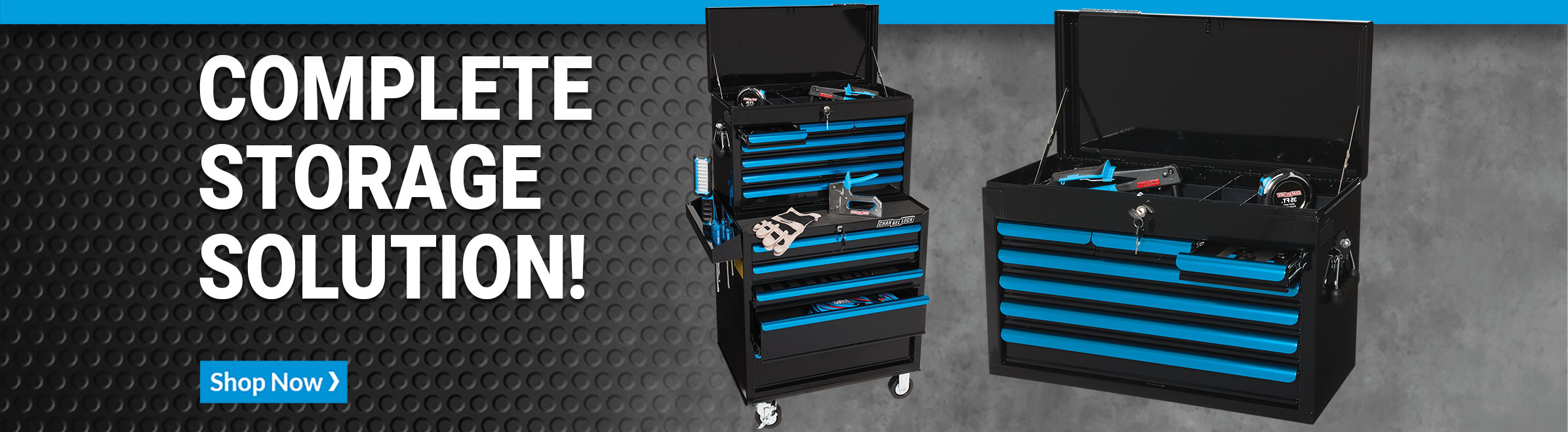 Complete storage solution! Shop now