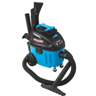 Channellock 4 Gal. 5.0-Peak HP Contractor Wet/Dry Vacuum