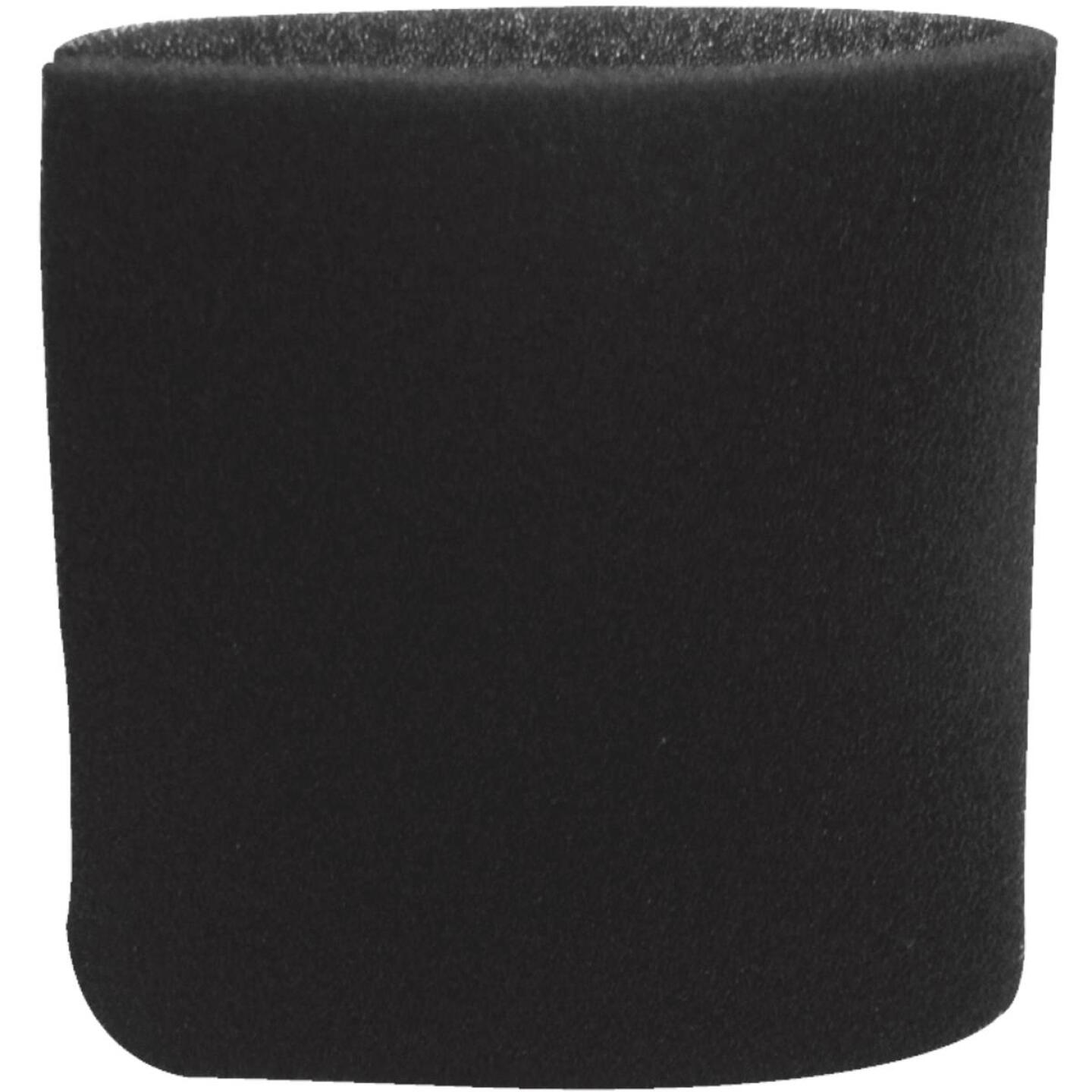 Channellock Foam Standard 2-1/2 to 4 Gal. Wet/Dry Vacuum Filter Image 1