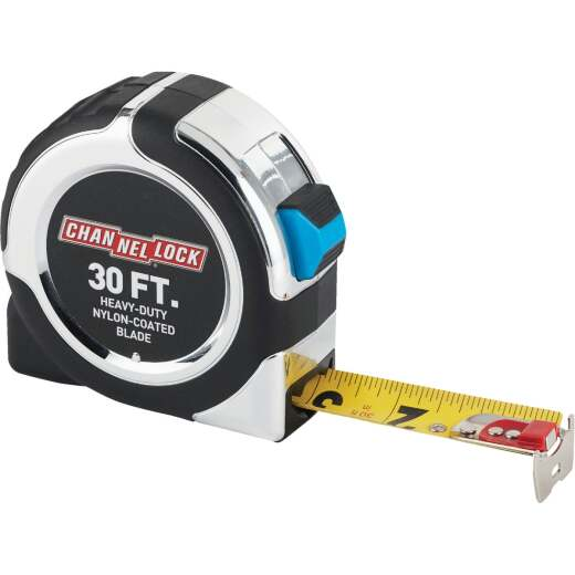 Channellock 30 Ft. Professional Tape Measure