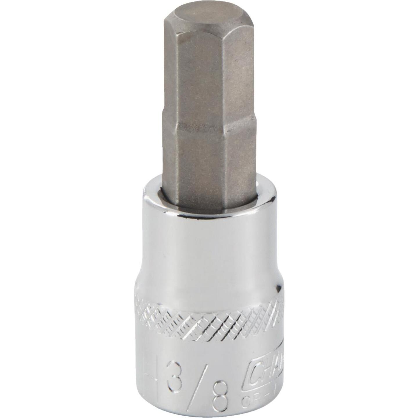 Channellock 3/8 In. Drive 3/8 In. 6-Point Standard Hex Bit Socket Image 1