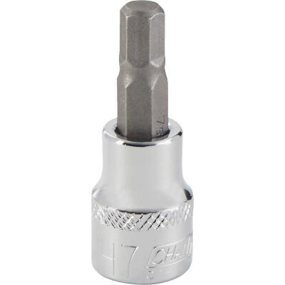 Channellock 3/8 In. Drive 7 mm 6-Point Metric Hex Bit Socket